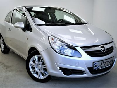 gebraucht Opel Corsa D 1.2 80PS Edition 1.Hand Klima Tempomat