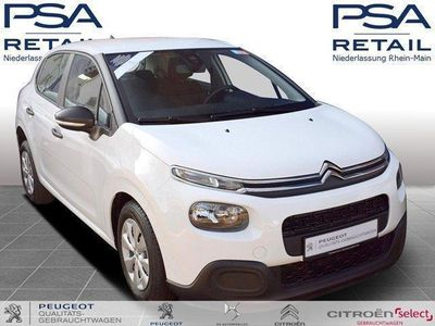 used Citroën C3 Pure Tech 68 LIVE