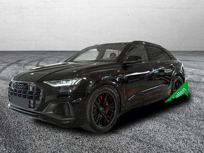gebraucht Audi Q8 4.0 TDI quattro EU6d-T Leder Navi Verkauf im Kundenauftrag