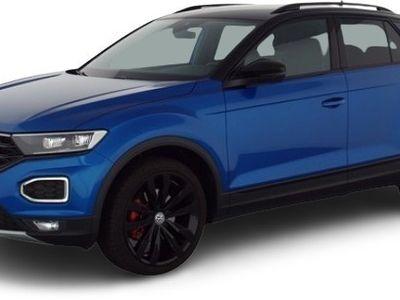 gebraucht VW T-Roc T-Roc1.5 TSI DSG Sport | BLACK STYLE | AHK |