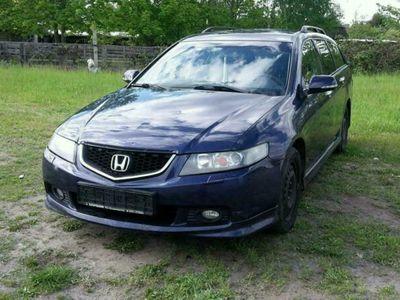 gebraucht Honda Accord type S 2,4l Navi, Xenon, e-h...