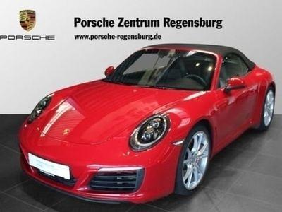 gebraucht Porsche 911 Carrera S Cabriolet 991