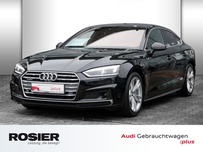 gebraucht Audi A5 Sportback 2.0 TDI quattro S line Matrix LED N