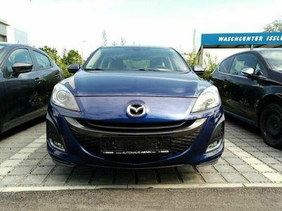 gebraucht Mazda 3 5-Türer 2.0 l MZR Sports-Line Activematic