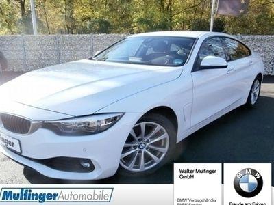 gebraucht BMW 420 Gran Coupé i AHK HUD AdapLED HiFi