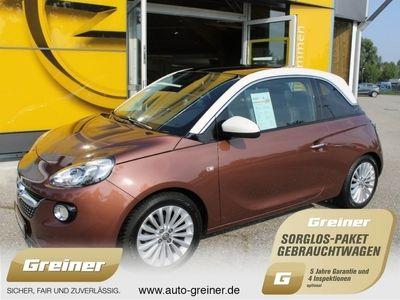 gebraucht Opel Adam 1.4 Glam PANORAMA-DACH|ÌNTELLILINK|KLIMAAUT