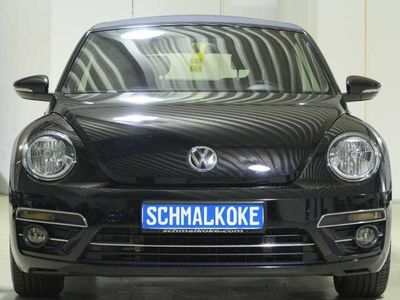 used VW Beetle The Cabriolet TDI2.0 DSG BMT Sound Navi Climatroni