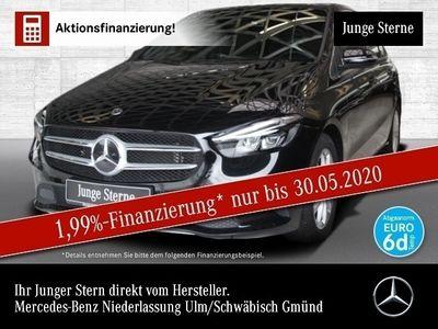 gebraucht Mercedes B250 Navi Premium LED Kamera Laderaump Klimaautom