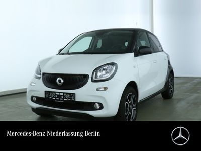 gebraucht Smart ForFour 66kW prime cool&Audio SHZ Pano LED PDC