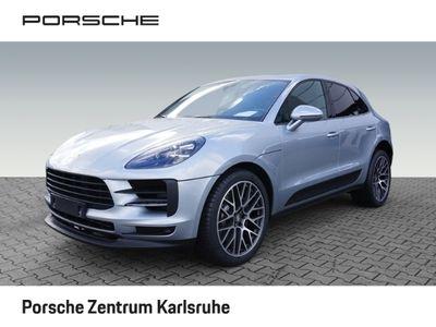 gebraucht Porsche Macan S Sportabgasanlage Sportsitze 21-Zoll