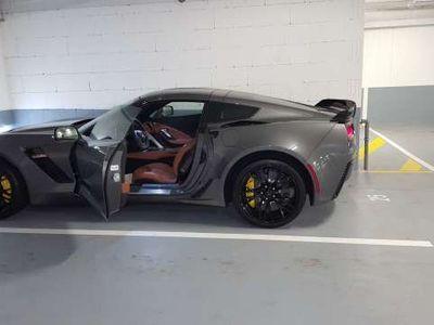 gebraucht Corvette Z06