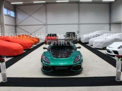 gebraucht Lotus Exige Cup 430,1.Hd.DEU,Racing Green,Klima,Klappe