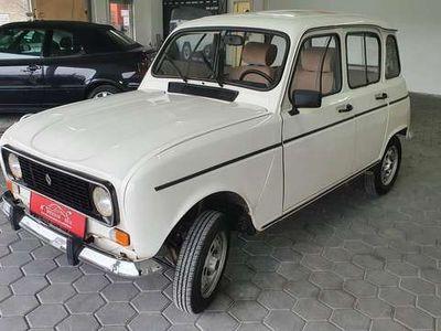 gebraucht Renault R4 TL H Kennzeichen TÜV neu erst 81TKM 25 kW (...