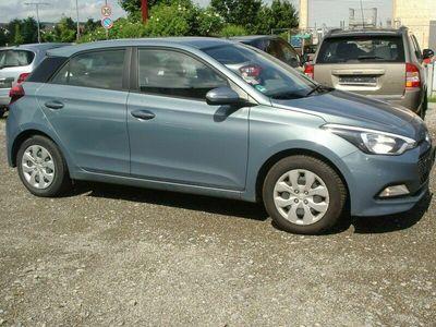 gebraucht Hyundai i20 Go**Euro-6**Klima**