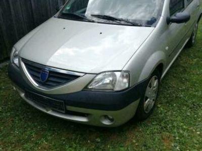 gebraucht Dacia Logan 1,6 1Jahr TÜV