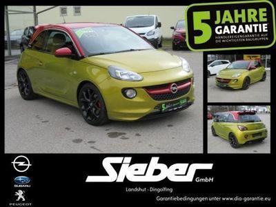 used Opel Adam S 1.4 S/S Teilleder DAB Radio Klima
