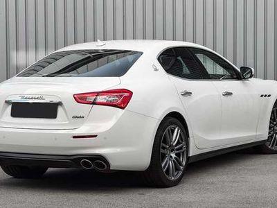 gebraucht Maserati Ghibli GranLusso