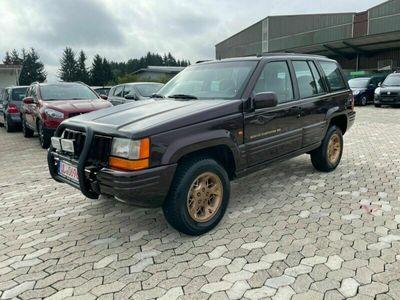 gebraucht Jeep Grand Cherokee 5.2i Auto Limited v8