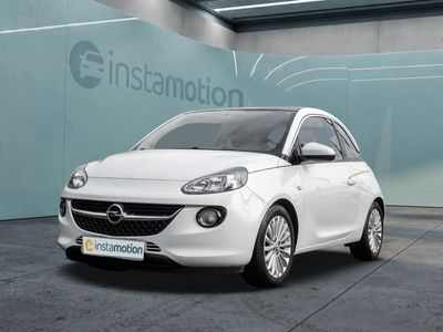 gebraucht Opel Adam AdamGlam ecoFlex 1.0 T +IntelliLink+Pano+ALU+BT+
