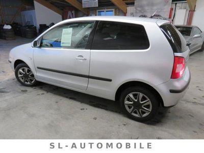 gebraucht VW Polo Comfortline, Klima, FH,ZV,Nebel,RD,CD,