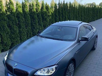 gebraucht BMW 640 Grand Coupé xd