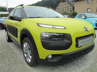 gebraucht Citroën C4 Cactus BlueHDi 100 Stop&Start *Klima, Kamera, MP3*
