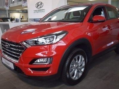 gebraucht Hyundai Tucson 1.6 T-GDi 7-DCT 4WD Trend Navi SHZ