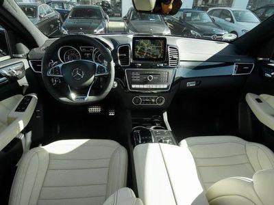 gebraucht Mercedes GLE63 AMG Mercedes-AMG4MATIC Coupé
