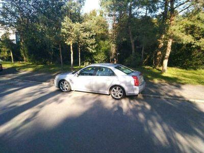 gebraucht Cadillac BLS Automatik Benziner Elegance 99690! KM Stand Bj 2010