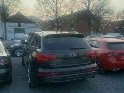 gebraucht Audi Q7 4,2 TDI *LUFT *EURO5 *VOLL *TÜV NEU