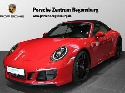 gebraucht Porsche 911 Carrera 4 Cabriolet 991 GTS