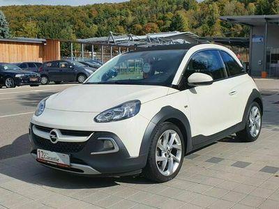 gebraucht Opel Adam Rocks ecoFlex*TÜV-NEU*PDC*KLIMAAUTOM.*