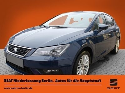 gebraucht Seat Leon Style 1.4 TGI Ultraschall-Einparkhilfe v+h, Full Link