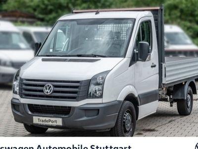 gebraucht VW Crafter Pritschenwagen L2 35 2.0 TDI