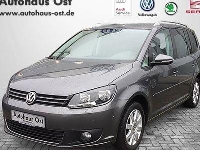 gebraucht VW Touran Life 1,6 TDI BMT