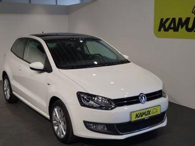 gebraucht VW Polo Life Plus DSG +Xenon+Sitzheizung+