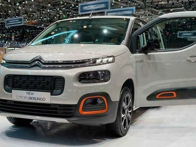 gebraucht Citroën Berlingo Pkw FEEL BlueHDi 100 S&S 75 kW (102 PS),...