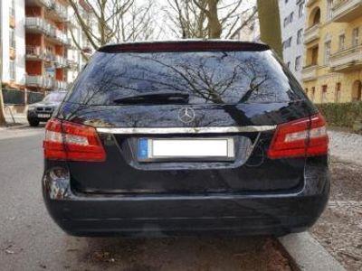 gebraucht Mercedes 250 E Klasse Kombicdi Bj 2011 130tkm Jung...