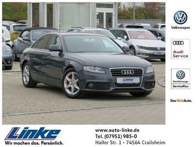 gebraucht Audi A4 Limousine 1.8 TFSI Climatronic/Sitzhzg./LM-Felgen
