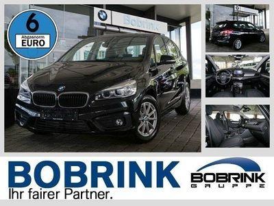 gebraucht BMW 218 d Klimaautomatik/Tempomat/LED-Scheinw.