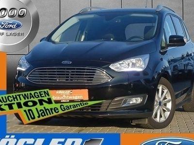 gebraucht Ford Grand C-Max 1.0 EcoBoost Titanium/Navi