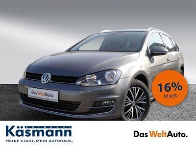 gebraucht VW Golf VII Variant 1.2TSI Allstar Navi*PDC*Sitzhz