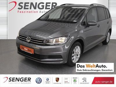 gebraucht VW Touran 1.6 TDI BMT Comfortline Discover Media Al