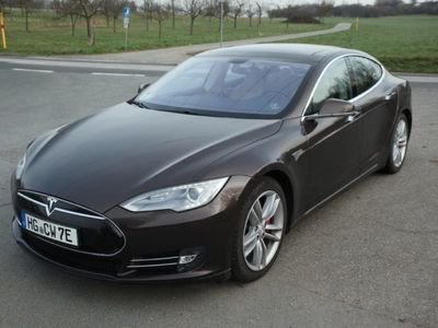 gebraucht Tesla Model S P85 incl. MwSt.