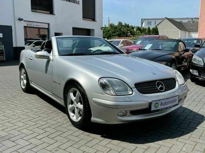 gebraucht Mercedes 230 SLK RoadsterKompressor*KLIMA*XENON*SHZ*NAVI