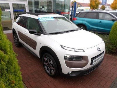 gebraucht Citroën C4 Cactus Shine Edition Automatik Navi Panorama