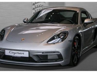 gebraucht Porsche Cayman GTS *BOSE*Digitalradio*INTERIEUR GTS*