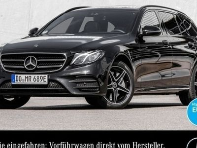 "gebraucht Mercedes E300 T AMG Sportpaket Night AMG 18"" LED PTS"