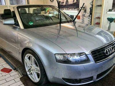 gebraucht Audi A4 Cabriolet 1,8 T keine Verhandlungen ...