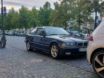 gebraucht BMW 125 Coupé E36 320i Coupé rostfrei Bj 1994 000km S... als Sportwagen/ in Zeitlarn